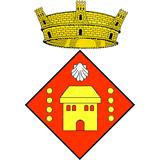 Escut Ajuntament de la Granja d'Escarp.