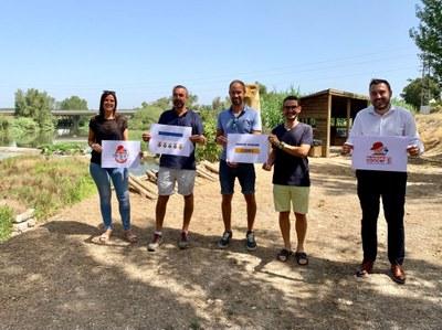 El 5è Descens en Piragua des de Torres de Segre a Seròs s'ajorna a l'agost del 2022